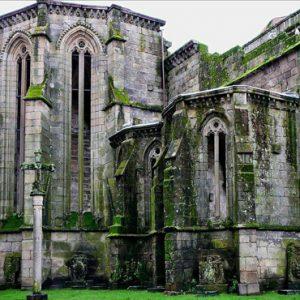 PONTEVEDRA_Ruinas-Convento-Santo-Domingo