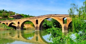 Camino de Santiago Puente la Reina