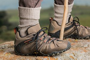 el calzado adecuado para el Camino de Santiago