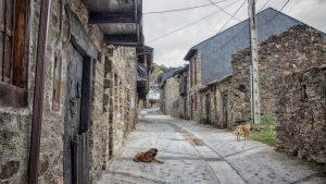 pueblos en el Camino de Santiago