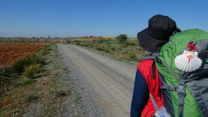 camino de santiago mochila