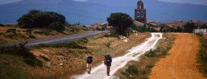 peregrinos camino frances