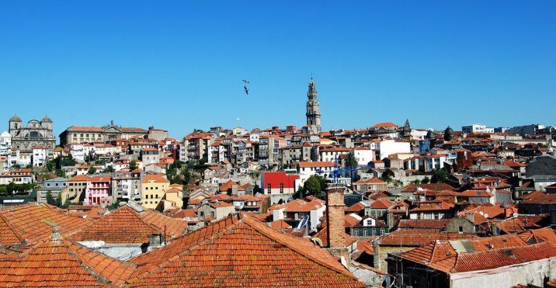 Coimbra Oporto
